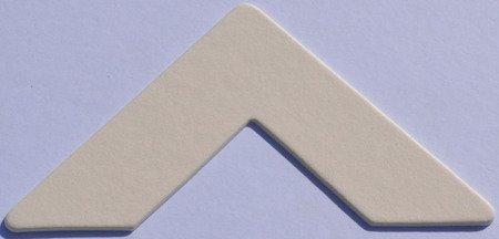 306 Warm Ivory Passe-Partout (paspartu) karton dekoracyjny Slater Harrison