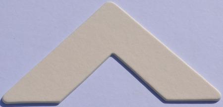 806 Warm Ivory Passe-Partout (paspartu) karton dekoracyjny Slater Harrison