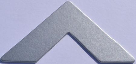 861 Silver Passe-Partout (paspartu) karton dekoracyjny Slater Harrison