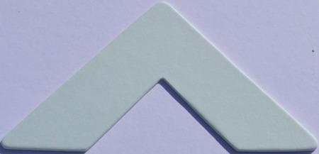 885 Iced Crystal Passe-Partout (paspartu) karton dekoracyjny Slater Harrison