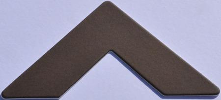 Colourmount 315 Seal Brown Passe-Partout (paspartu) karton dekoracyjny Slater Harrison