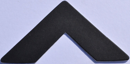 Colourmount 372 Black Passe-Partout (paspartu) karton dekoracyjny Slater Harrison