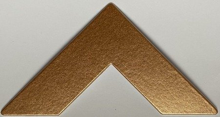 Colourmount Copper CM17 Passe-Partout (paspartu) karton dekoracyjny Slater Harrison