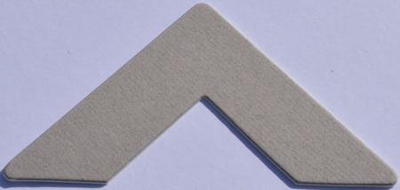 Karton dekoracyjny Colourmount 710 Silver Birch