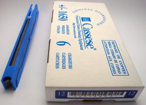 S24 - Cartridge 12 mm do miękkiego drewna firmy Cassese