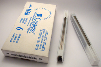 S25 - Cartridge 15 mm do miękkiego drewna firmy Cassese