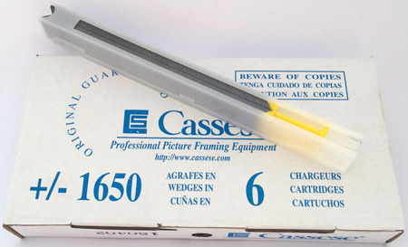 S36 - Cartridge 15 mm do twardego drewna firmy Cassese